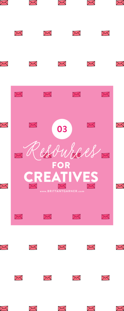 resources for creatives