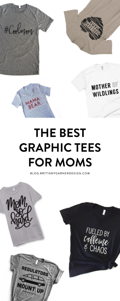 tees for cool moms